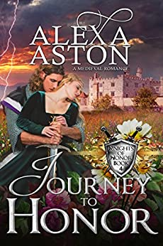 Journey to Honor (Knights of Honor Book 4) by [Aston, Alexa]