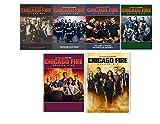 Fire Chicago Season 1-5 +6 DVD