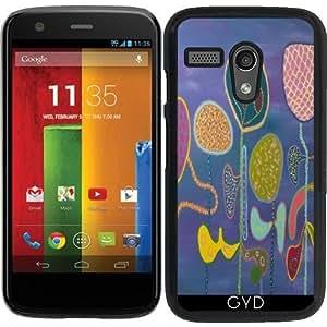 Funda para Motorola Moto G (Generation 1) - Felicidad by Helen Joynson
