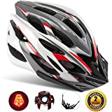 Shinmax Cycle Helmet with LED Light,CE...