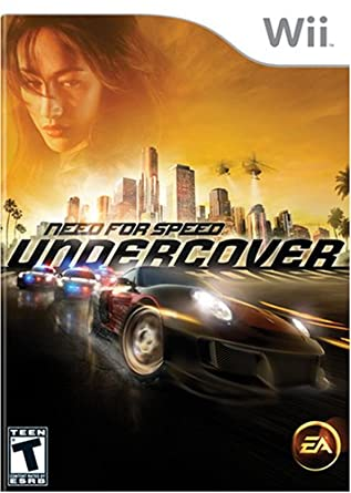 Amazon Com Need For Speed Undercover Artist Not Provided Video