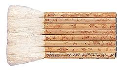 Yasutomo Sheep Hair Short Bamboo Handle ...