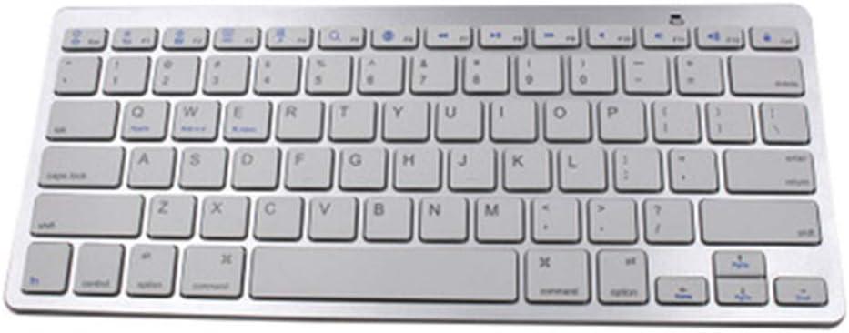 Teclado inalámbrico, multi-idioma del teclado inalámbrico ...