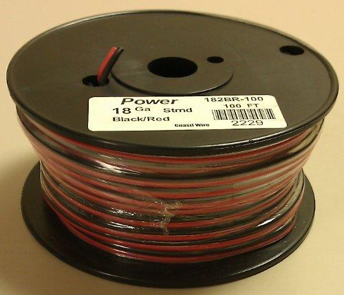 18awg-red-black-bonded-speaker-wire-100-roll