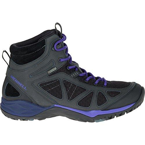 Merrell Siren Sport Q2 Mid GTX Womens Walking Shoes UK 7 Black Liberty by Merrell