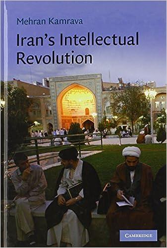 Téléchargements gratuits de livres audio pour lecteurs MP3Iran's Intellectual Revolution (Cambridge Middle East Studies) 0521897998 by Mehran Kamrava in French PDF RTF DJVU