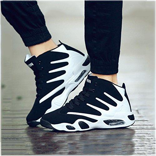 uomo uomo scarpe da resistenti da UN corsa aperta Sneakers da 39 scarpe all'aria casual nuove uomo Dimensione donna da scarpe e comode da sportive Colore passeggio scarpe da B 5xIzv