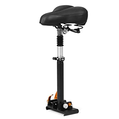 Lixada Electric Skateboard Saddle Electric Scooter Saddle Set Replacement for Xiaomi Electric Scooter Pro Chair M365 Scooter Electric Scooter Retractable Seat with Bumper : Sports & Outdoors