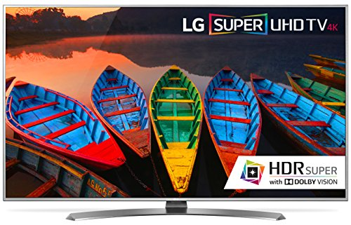 LG Electronics 60UH7700 60-Inch 4K Ultra HD Smart LED TV (2016 Model) (Best 60 Inch Tv For Sports)