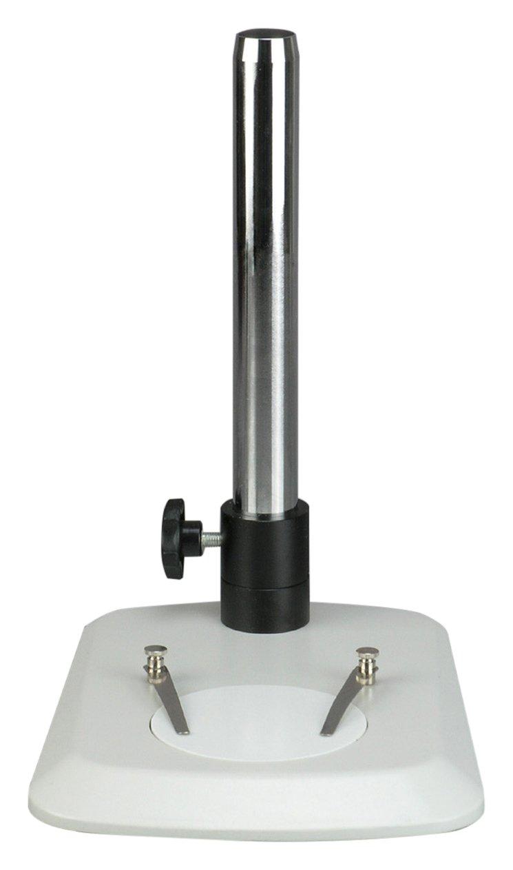 AmScope 顕微鏡表はバタフライベースとポストとスタンド   B00GGY8F92