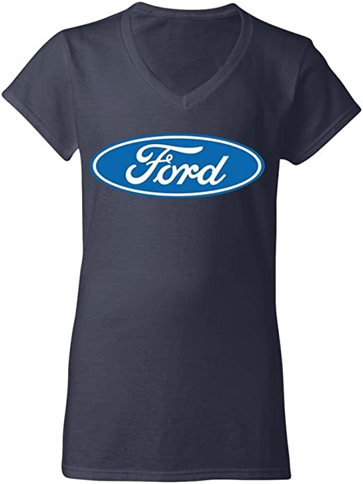 Ford Motor Co Licensed Adult Long Sleeve Shirt