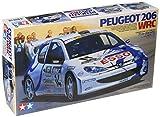 Tamiya 1/24 Sports Car No.221 1/24 Peugeot 206