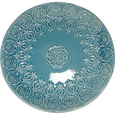 Elegant Ceramic Decorative Plate - 2