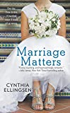Marriage Matters, Cynthia Ellingsen, 0425273687