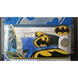 Batman Glowin Bat Symbol Twin Sheets