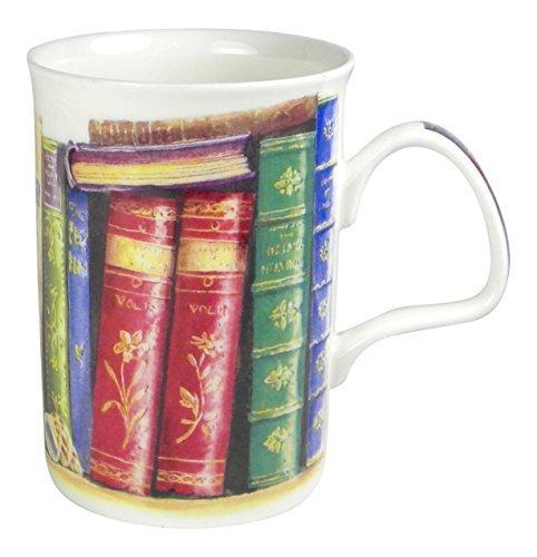 (Roy Kirkham Creative Writing Classics Book Lovers Coffee or Tea Mug Fine Bone China )