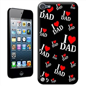 Fancy A Snuggle 'I Love Dad' carcasa para Apple iPod Touch 5th generación