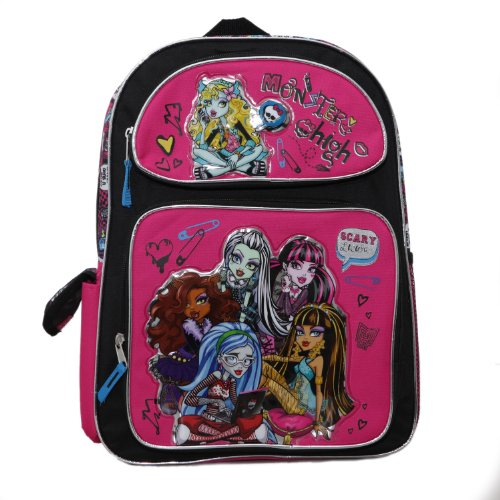 Monster High Scary Licious Backpack Bag