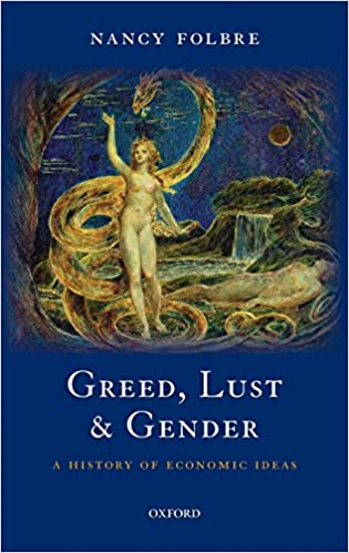 Lust sex and greed
