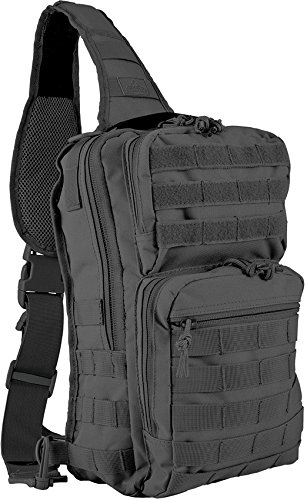 Large Rover Sling Pack Black