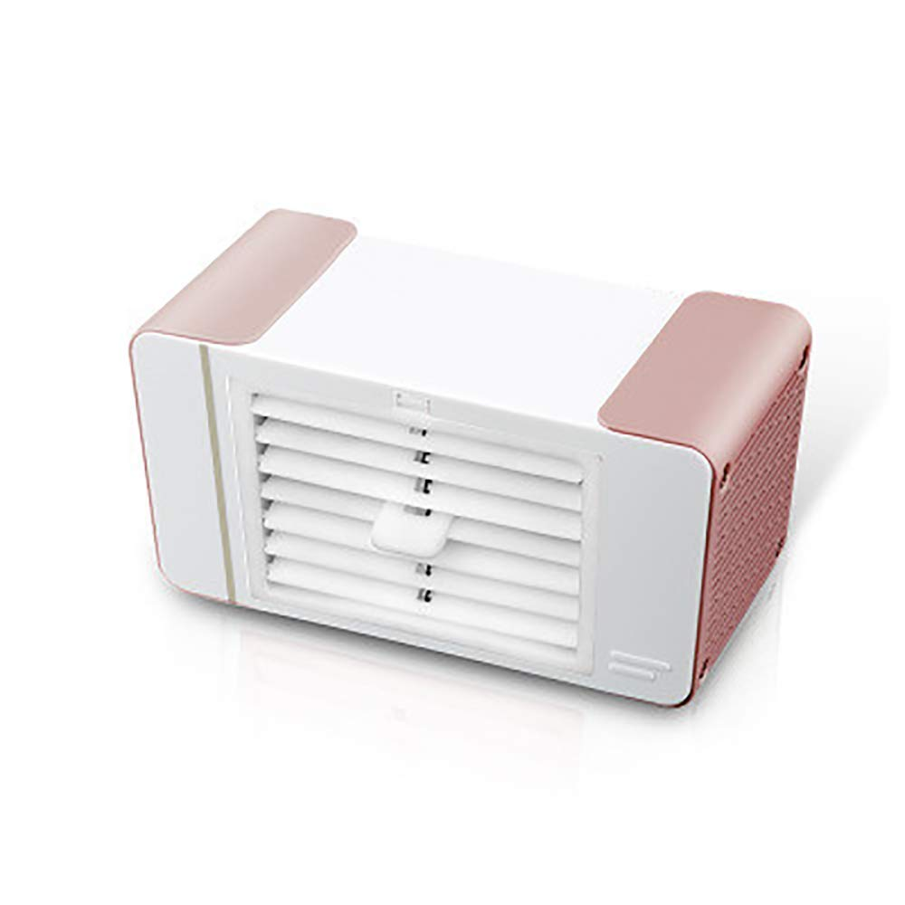USB Mini Air Conditioner, Multi-Function Portable Silent Cooling Fan, Refrigeration Air Conditioning Fan,a by Framy