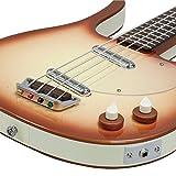 Danelectro Longhorn Bass - Copper