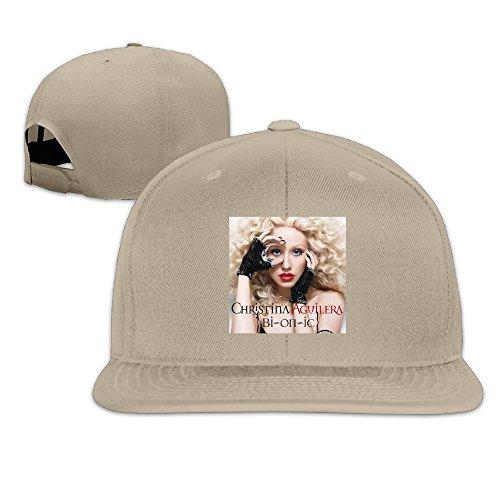ROUNG Christina Aguilera BIONIC Baseball Cap Natural (Natural Reflections Jeans compare prices)