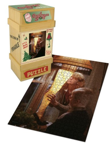 USAOPOLY A Christmas Story Puzzle]()