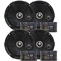MB Quart Z-Line Series 6.5 Component Set speaker bundle