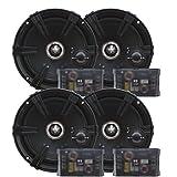 MB Quart Z-Line Series 6.5' Component Set speaker bundle