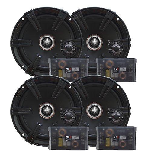 """MB Quart Z-Line Series 6.5"""" Component Set speaker bundle"""