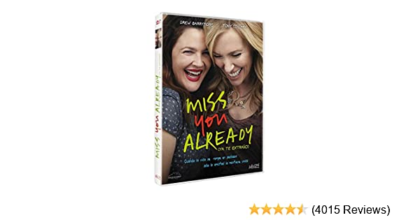 Amazon.com: Miss you already (Ya te extraño) [Non-usa Format: Pal -Import- Spain]: Toni Collette, Dominic Cooper, Paddy Considine Drew Barrymore: Movies & ...