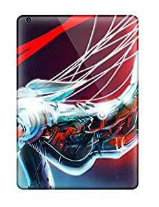 Premium Ipad Air Case - Protective Skin - High Quality For Cyborg Girl