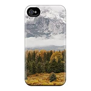 Premium Iphone 4/4s Case - Protective Skin - High Quality For Great Late Autumn Lscape