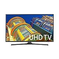 Samsung UN55KU6300 Televisor LED Smart LED de alta definición 4K de 55 pulgadas (modelo 2016)