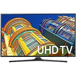 Samsung UN40KU6300 40-Inch 4K Ultra HD Smart LED TV (2016 Model)