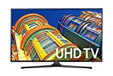 Samsung UN40KU6300 40-Inch 4K Ultra HD Smart LED TV (2016 Model)