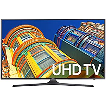 Samsung UN50KU6300 50-Inch 4K Ultra HD Smart LED TV (2016 Model)