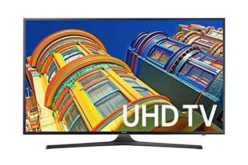 Samsung UN40KU6300 40-Inch 4K Ultra HD Smart LED TV (2016 - Hd Tv 40 Samsung Inch