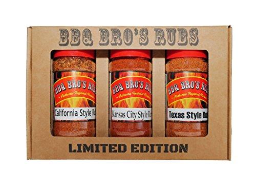 BBQ BROS RUBS Seasoning Collection product image