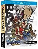 Sengoku Basara: Complete Series - Season 1 & 2 (Blu-ray/DVD Combo)