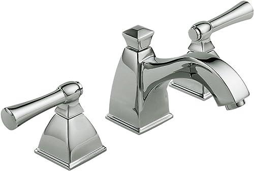 Brizo 65340LF-PC Vesi Bathroom Faucet Double Handle Widespread with Metal Lever Handles, Chrome