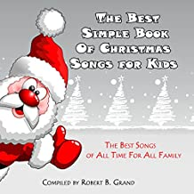 The Best Simple Book of Christmas Songs for Kids
