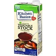 Kitchen Basic Vegetable Stock, 32 oz