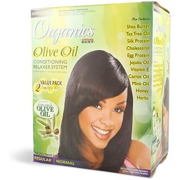 Africas Best Organics Olive Organics Olive Oil Twin Kit