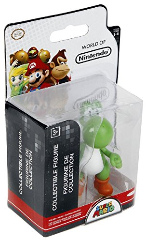 World Of Nintendo 2 5  Yoshi Figure Series 4