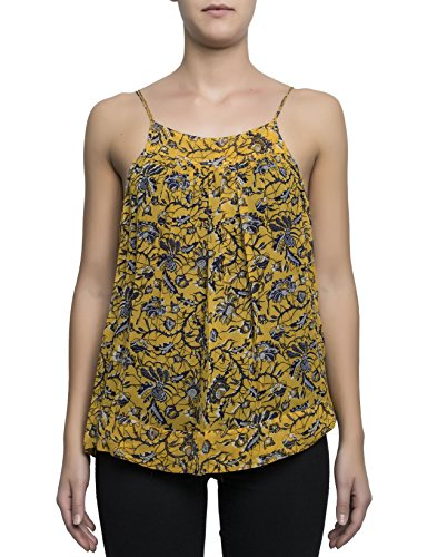 isabel-marant-womens-ht092717p023e10yw-yellow-silk-tank-top