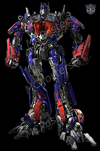 MCPosters - Transformers Optimus Prime Glossy Finish Movie Poster - MCP923 (16