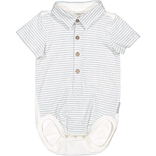 2e39d2591 Polarn O. Pyret Stepping Out ECO Body (Newborn) - 2-4 Months/Baby Blue