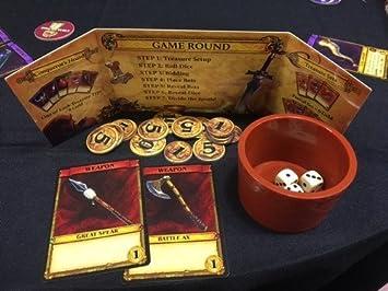 Arcane Wonders Spoils of War Game: Amazon.es: Juguetes y juegos